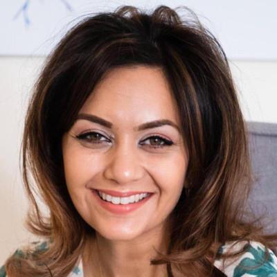 Kay Rai's author photo