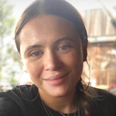 Naomi Barling's author photo